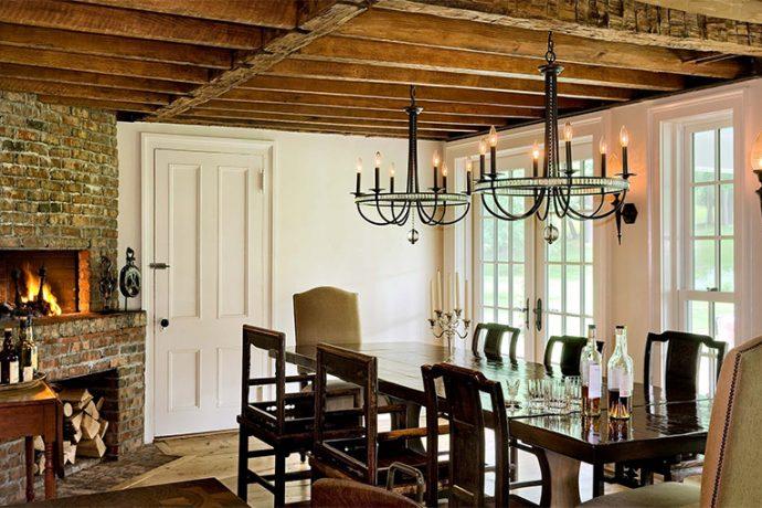 Alçak tavanlı evler için aydınlatma önerileri