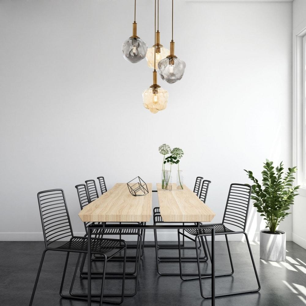 Mutfak masa üstü aydınlatmaları